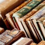 zu repariernde Bücher
